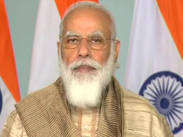 """Video : """"Bengal Always Led Way For India"""": PM In Virtual Address On Durga Puja"""