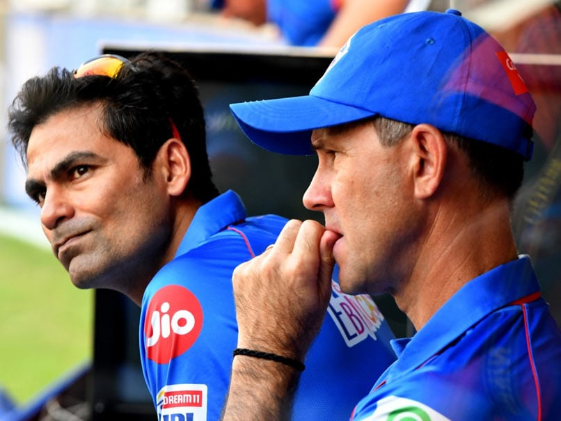 "IPL 2020: DC vs MI: Delhi Capitals ""Players Feeling Pressure"" After Four Straight Losses, Says Mohammad Kaif"