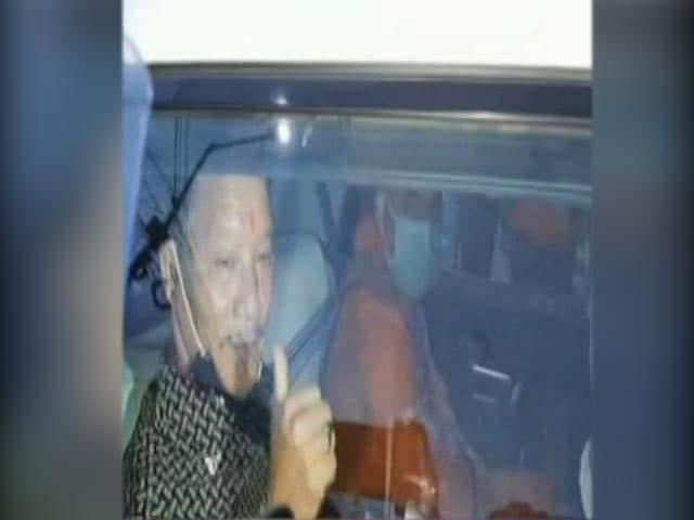 Video : Gorkha Leader Bimal Gurung, Missing For 3 Years, Surfaces In Kolkata