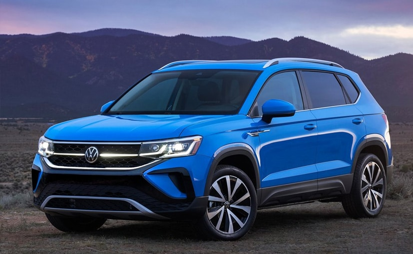 The Volkswagen will produce the new VW Taos at its Puebla factory, in Mexico