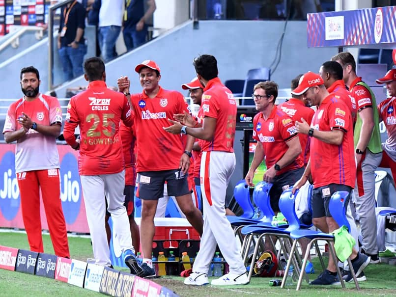 IPL 2020: KL Rahul Highlights Importance Of Support Staff After Thrilling Win Over SunRisers Hyderabad