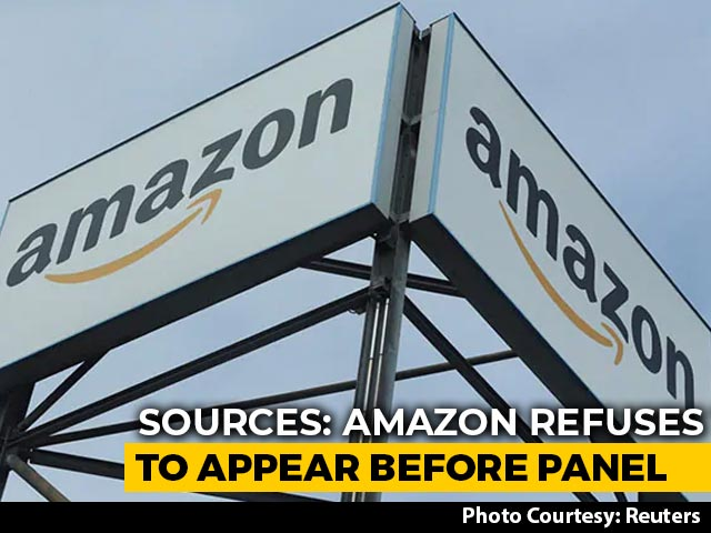 """Video : Amazon To Skip Parliament Committee, Says """"Experts Are Overseas"""""""