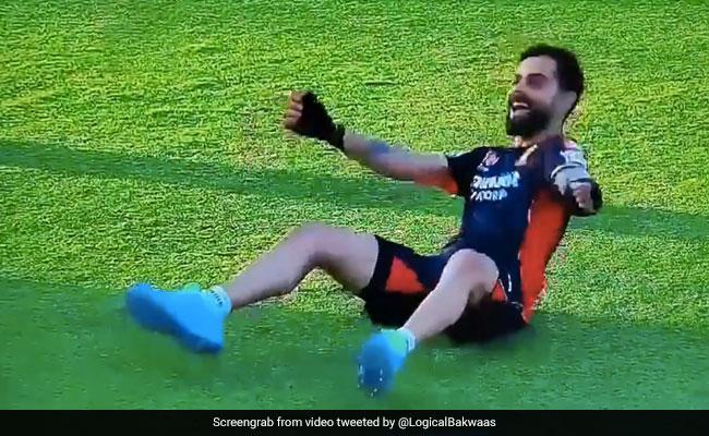 ट्विटर पर विराट कोहली के इस वीडियो के साथ एक फील्ड डे हो रहा है