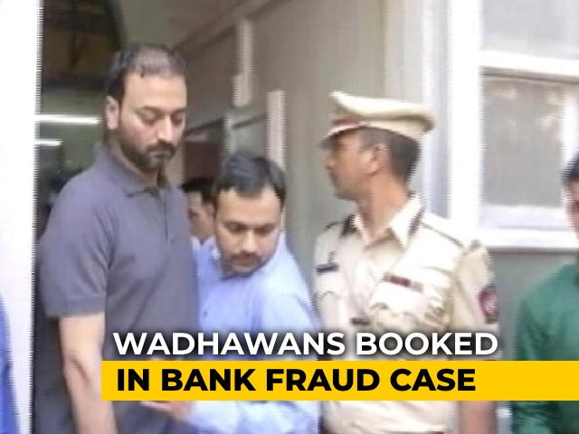 Video : HDIL Promoters Wadhawans Charged For Rs 200-Crore Yes Bank Fraud