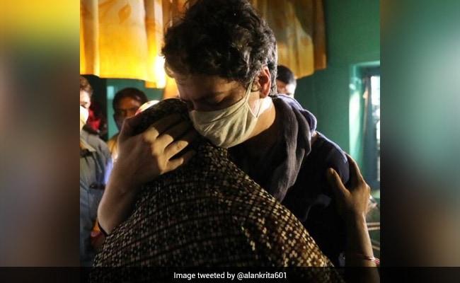 Priyanka Gandhi Demands Removal Of Hathras Official, Probe Into His Role