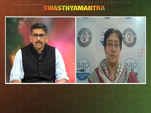 Video : We Have Been Implementing Happiness Curriculum Since 3 Years: Atishi Marlena