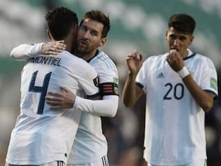 Argentina Squeeze Past Bolivia, Ecuador Hammer Uruguay In World Cup Qualifier