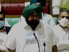 """Not Afraid To Quit"": Amarinder Singh's 3 Bills Vs Centre's Farm Laws"