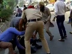 Dramatic Video Shows Cops Chasing Bengal BJP Leader Murder Accused