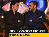 """Video : For Calling Bollywood """"Druggies"""", """"Scum"""", 2 Top News Channels Are Sued"""