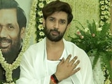 "Video : ""I Am PM Modi's Hanuman, He Stays In My Heart"": Chirag Paswan To NDTV"