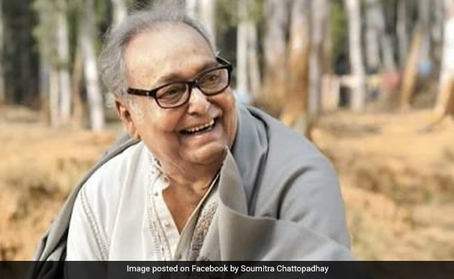 'Upset, Sad And Heartbroken,' Writes Soumitra Chatterjee's Daughter After Hospital Pic Goes Viral