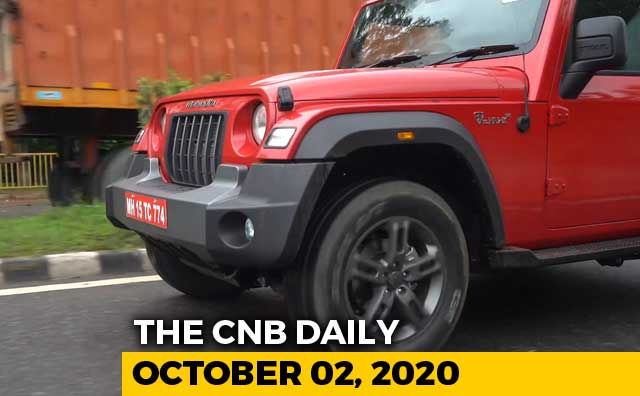 Video : New-Gen Mahindra Thar Prices, Tesla India Launch, 2020 BMW G 310 GS
