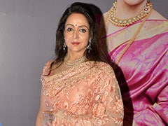 Will Urge UP Chief Minister For Cleaning Of Yamuna River: Hema Malini