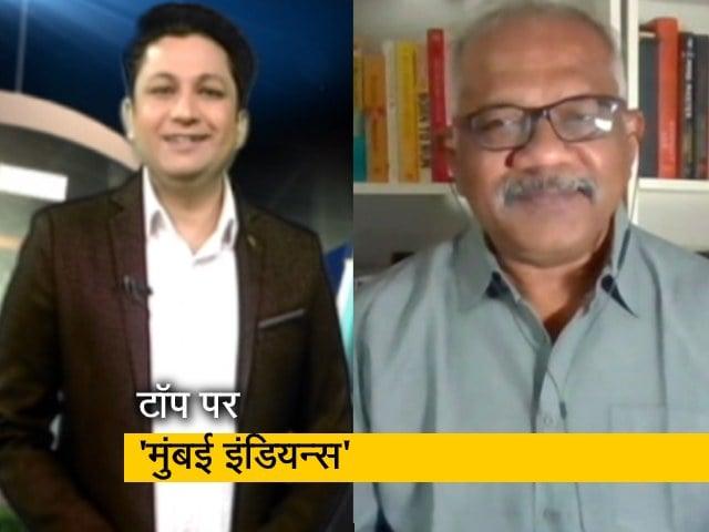 Videos : 'चेन्नई सुपरकिंग्स' को 10 विकेट से हराकर टॉप पर 'मुंबई इंडियन्स'