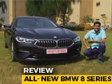 BMW 8 series Gran Coupe 840i India Review