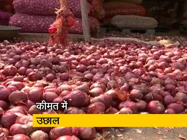 Videos : दिल्ली में महंगा होता प्याज