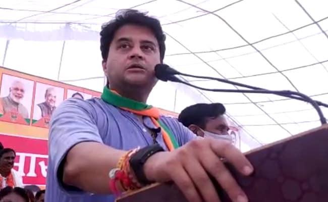 जब मैं कांग्रेस कार्य समिति का सदस्य था, तब भी धारा 370 हटाए जाने के पक्ष में था: सिंधिया