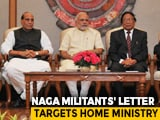 "Video : Naga Group Leaks Letter To PM About Holding Talks In ""Third Country"""