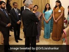 """IFS Day 2020: """"Best Wishes To Team MEA,"""" Tweets Dr S Jaishankar"""