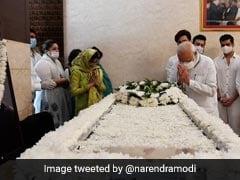 चिराग के चाचा ने रामविलास पासवान को भारत रत्न देने के लिए नीतीश से अनुशंसा करने का किया आग्रह