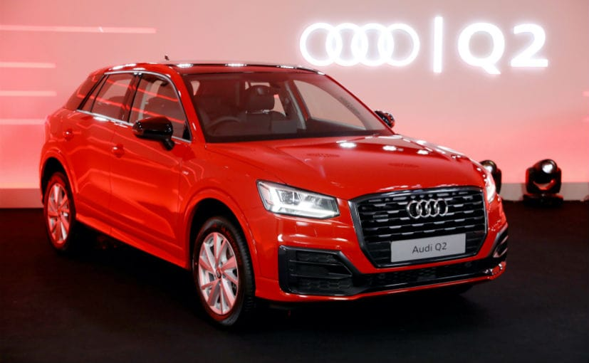 The Audi Q2 is priced between Rs. 34.99-48.89 lakh (ex-showroom) and is offered in 5 variants