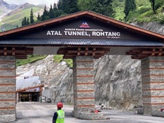 PM Modi To Inaugurate Strategic Atal Tunnel At Himachal's Rohtang On Saturday