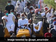 जब तक ये कृषि कानून खत्म नहीं किए जाते, तब तक आराम नहीं करेंगे : पंजाब की रैली में बोले अमरिंदर सिंह