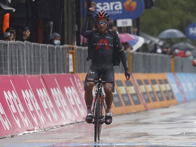 Giro DItalia: Ecuadors Jhonatan Narvaez Wins 12th Stage, Joao Almeida Stays In Pink