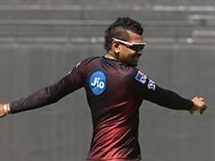 """IPL 2020: Kolkata Knight Riders Hopeful For """"Quick Resolution"""" To Sunil Narine Being Reported For Suspect Bowling Action"""