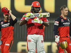 """""""Put Some Respect On The Name,"""" Says Chris Gayle's """"Upside Down"""" Message, Ravi Shastri Calls Him """"Great Character"""""""