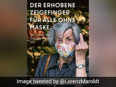 Berlin Flips Off Mask Rule Breakers In Controversial Tourism Ad