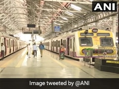 Mumbai Trains Partially Restored Amid Outage, Commuters Walk On Tracks