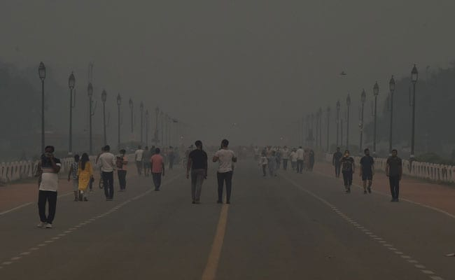 Arvind Kejriwal's Appeal To People Amid Rising Pollution, Haze In Delhi