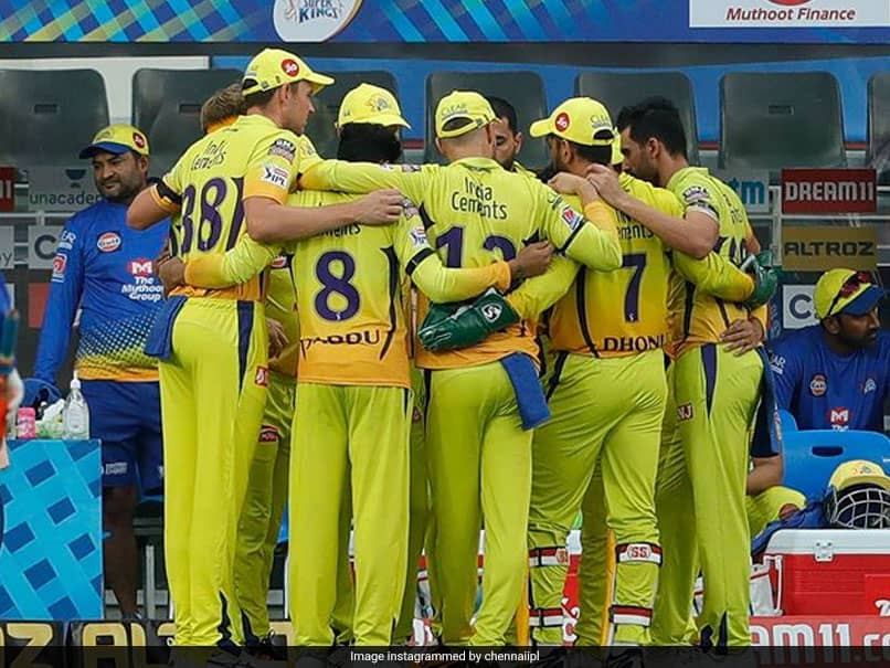 Chennai Super Kings officially Knocked Out IPL 2020 playoffs race