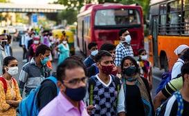 Covid Outbreak In Delhi Shows Herd Immunity For 'Delta' Difficult: Study