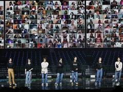 """No Language Barrier In Music,"" Say K-Pop Sensation BTS"