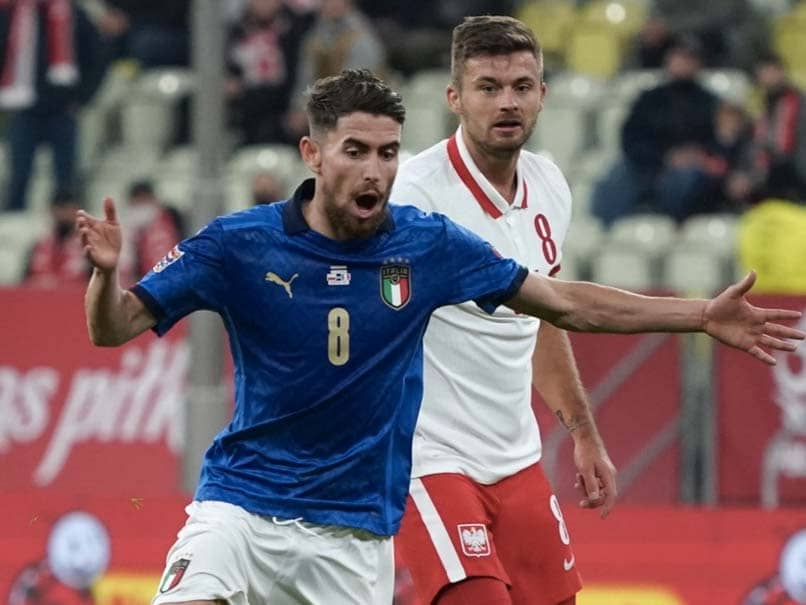 Nations League: Italy Settle For Goalless Draw Against Poland