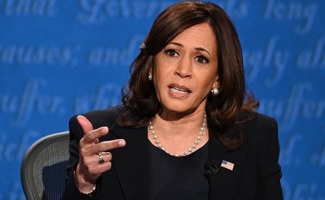 'Not Going To Be Easy': Kamala Harris On Challenges Facing US