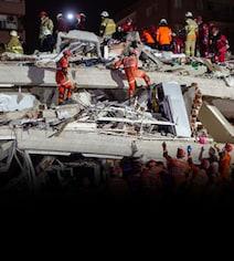 Buildings Collapse, Streets Flooded: Videos Capture Horrific Turkey Quake
