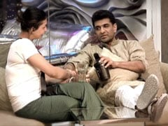 <I>Bigg Boss 14</I> Written Update October 13, 2020: Eijaz Khan Distances Himself From Pavitra Punia
