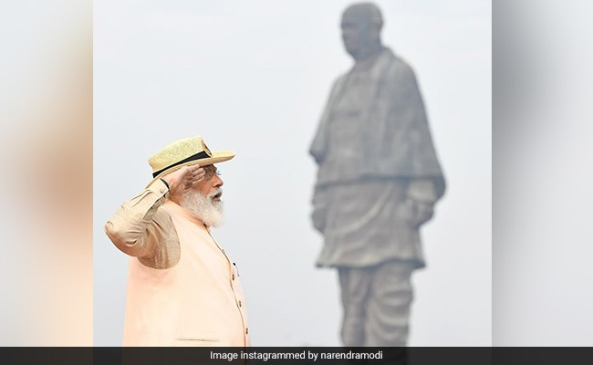 """""""When India Misplaced Its Sons.."""": PM Slams Opposition Over Pulwama Assault"""