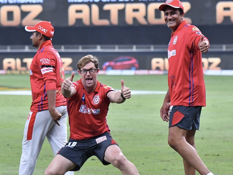 IPL 2020: Kings XI Punjabs Take On Jonty Rhodes Yoga Asana Has Twitter In Splits