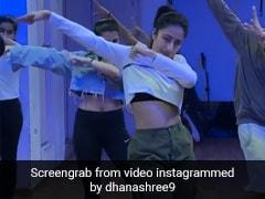 Dhanashree Verma ने 'जिने मेरा दिल लुटेया' पर यूं किया डांस, युजवेंद्र चहल की मंगेतर का Video मचा रहा है धूम