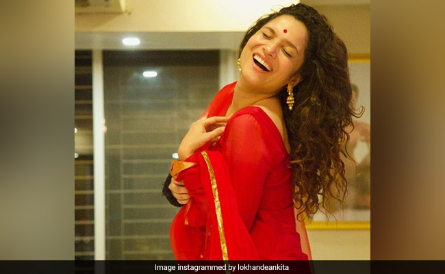 'People Will Judge Anyway': Ankita Lokhande's Caption Is A Mantra For The Ages