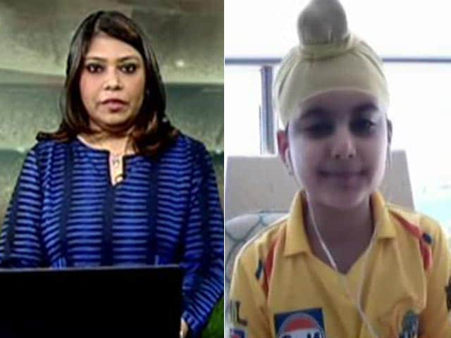 Video : Young Chennai Super Kings Fan Wants Imran Tahir Back