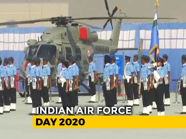 Video : Indian Air Force Celebrates Its 88th Anniversary
