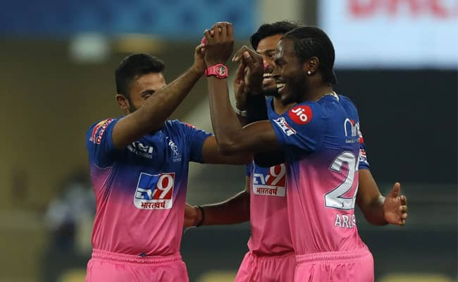 RR vs SRH: Thats how Jofra Archer break down the head of top order of Hyderabad, VIDEO