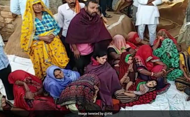 राजस्थान पुजारी हत्याकांड : शव का अंतिम संस्कार नहीं करने पर अड़े ग्रामीण, रखी ये मांगें