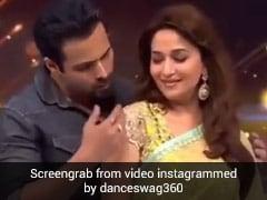 इमरान हाशमी Pee Loon सॉन्ग पर Madhuri Dixit संग रोमांस करते नजर आए - देखें वायरल Video